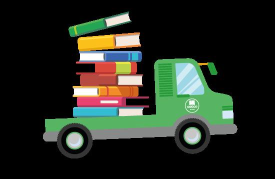 bookliveroo libreria cocco consegne libri domicilio